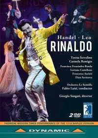 Handel/Leo: Rinaldo (DVD)
