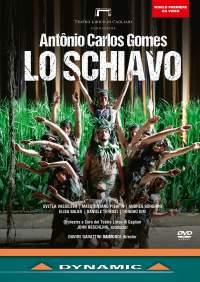 Antônio Carlos Gomes: Lo Schiavo (DVD)