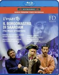 Donizetti: Il Borgomastro di Saardam (Blu-ray)