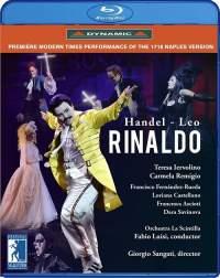 Handel/Leo: Rinaldo (Blu-ray)