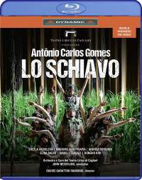 Antônio Carlos Gomes: Lo Schiavo (Blu-ray)