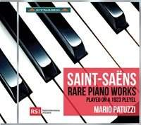 Saint-Saëns: Rare Piano Works, played on a 1923 Pleyel