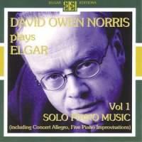 David Owen Norris plays Elgar Vol. 1