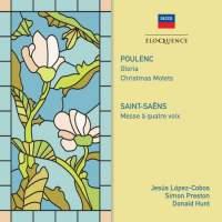 Poulenc & Saint-Saëns: Choral Works