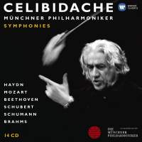 Celibidache Edition - Symphonies