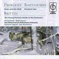 Britten, Prokofiev, Rawsthorne: Works for Speaker and Orchestra