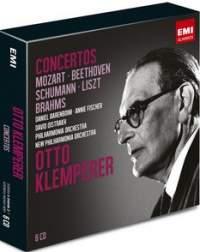 The Klemperer Legacy: Concertos