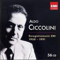 Aldo Ciccolini: EMI Recordings 1950 - 1991