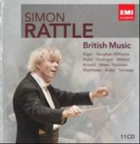 Simon Rattle conducts British Music