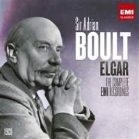 Sir Adrian Boult: Elgar: The Complete EMI Recordings