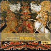 Purcell: Hail! Bright Cecilia & Music for Queen Mary