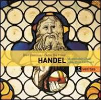 Handel: Dixit Dominus & The ways of Zion do mourn