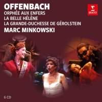 Offenbach: Orphée aux enfers, La Belle Hélène, La Grande-duchesse de Gérolstein