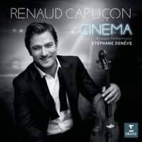 Renaud Capuçon: Cinema - Vinyl Edition