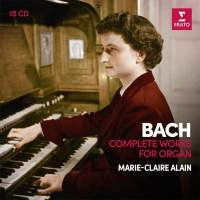 JS Bach: Complete Organ Works (1st analogue version)