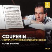 F. Couperin: Complete Works for Harpsichord