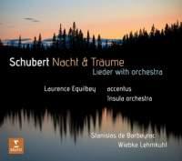 Schubert: Nacht & Träume Lieder with orchestra