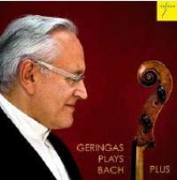 Geringas plays Bach Plus