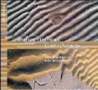 Holt, Simeon: Canto Ostinato (version for two pianos)