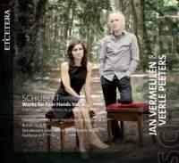Schubert: Works for Four Hands Vol. 2
