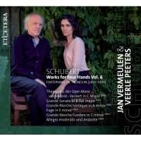 Schubert: Works for Four Hands, Vol. 6