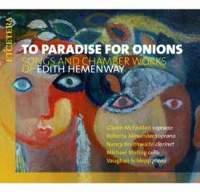 Songs and Chamber Works of Edith Hemenway