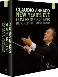Claudio Abbado: New Year's Eve Concerts 96/97/98