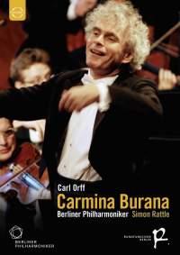 Rattle conducts Carmina Burana