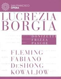 Donizetti: Lucrezia Borgia (DVD)