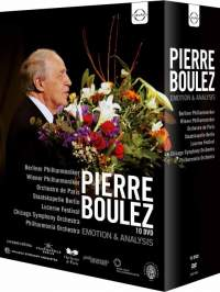 Pierre Boulez: Emotion & Analysis