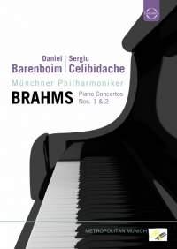 Barenboim plays Brahms