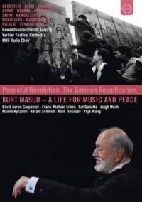 Kurt Masur – A Life for Music and Peace