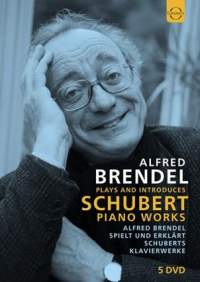 Brendel plays and introduces Schubert Piano Works