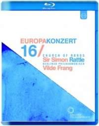 Europakonzert 2016 - Blu-ray