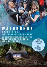 Waldbühne 2016 from Berlin: Czech Night