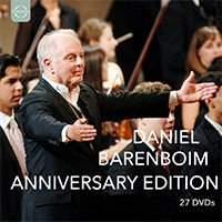Daniel Barenboim Edition Volumes 1 & 2