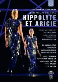 Rameau: Hippolyte et Aricie (Blu-ray)