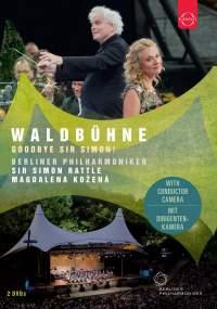 Waldbühne 2018 – Goodbye Sir Simon! (DVD)