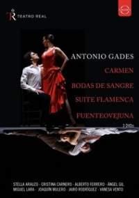 Antonio Gades: Spanish Dances from Teatro Real