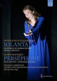 Tchaikovsky: Iolanta & Stravinsky: Persephone