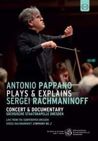 Antonio Pappano Plays & Explains Sergei Rachmaninoff