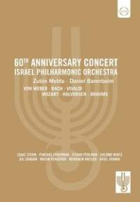 Israel Philharmonic Orchestra - 60th Anniversary Concert