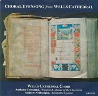 Choral Evensong from Wells
