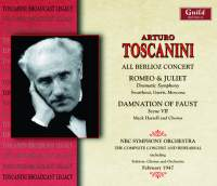 Toscanini - All Berlioz Concert - February 1947
