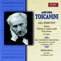 Arturo Toscanini - All-Debussy