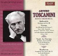 Toscanini: Boito Memorial, La Scala 1948