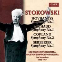 Hovhaness: Symphony No. 1