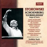 Schoenberg: Gurrelieder and Verklarte Nacht