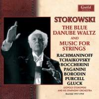 The Blue Danube Waltz and Music for Strings
