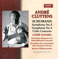 Schumann: Symphony Nos. 3 & 4, Cello Concerto